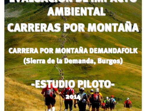 Evaluación de Impacto Ambiental Carreras por Montaña