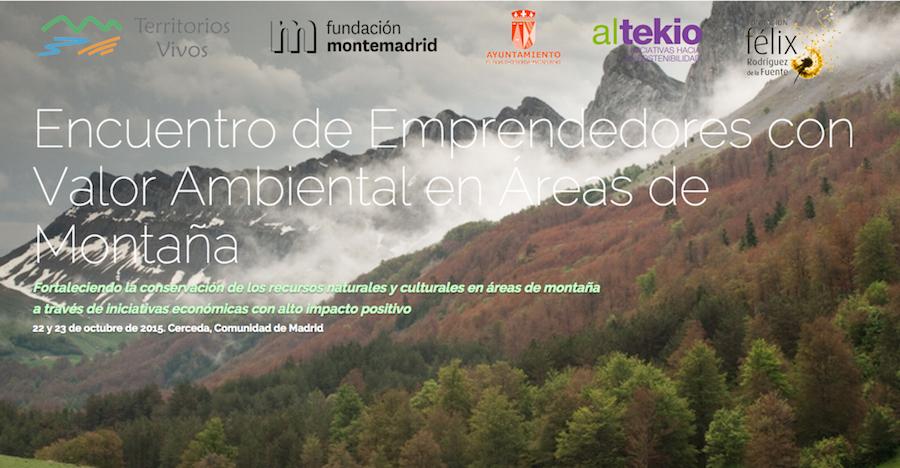 I Encuentro de Emprendedores con Valor Ambiental en Zonas de Montaña
